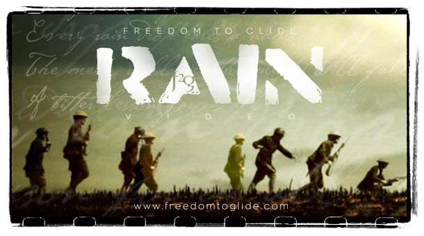 Rain freedom to glide