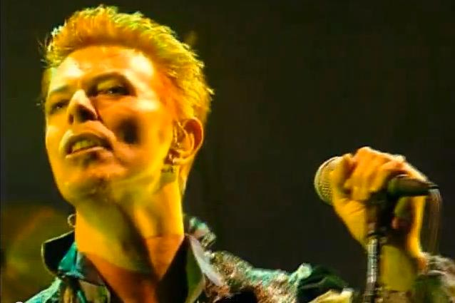 David Bowie 1996 rockpalast