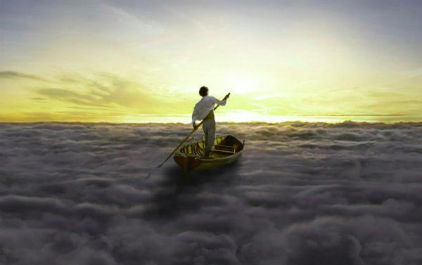 Pink Floyd - The Endless River cover
