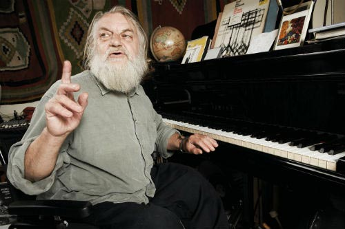 Robert Wyatt il nuovo album Different Every Time