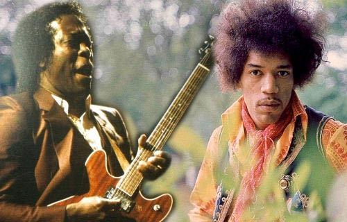 buddy guy e jimi hendrix