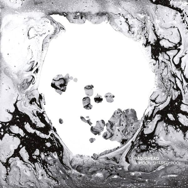 Radiohead - A Moon Shaped Pool cover