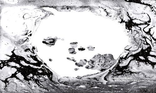 Radiohead - A Moon Shaped Pool cover1