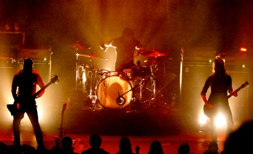 Russian Circles Guidance
