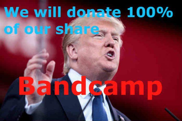 Bandacamp_Trump