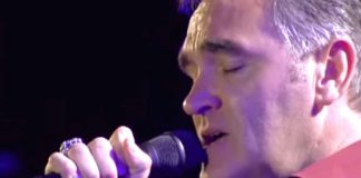 Morrissey _live