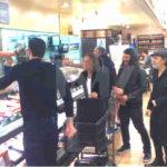 Metallica supermercato
