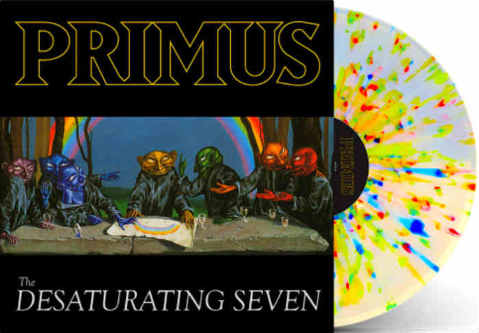 Primus_The Desaturating Seven