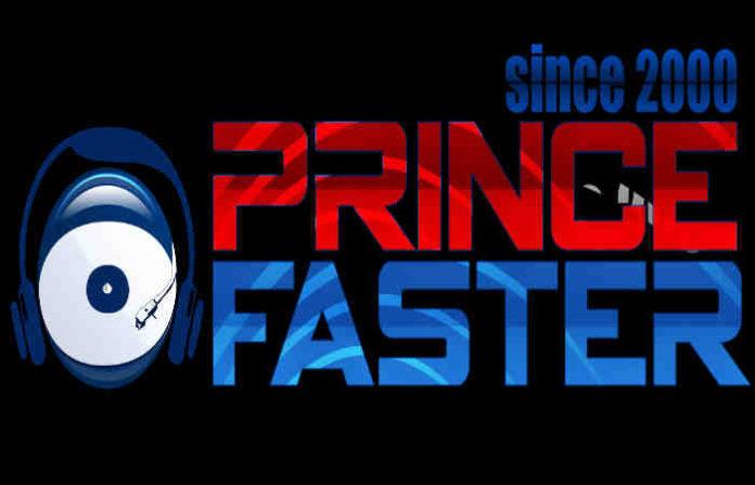 logo prince faster