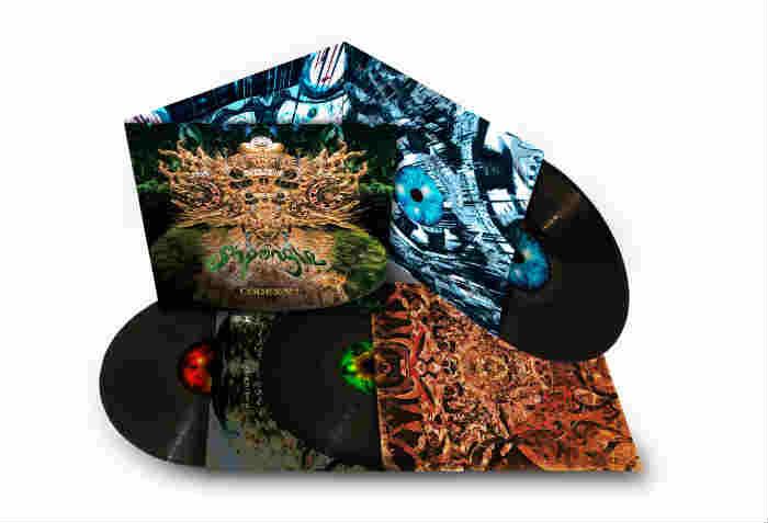 Shpongle_Codex VI_2017 vinyl