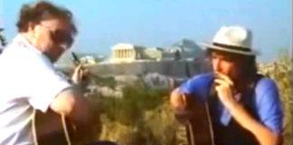 Van Morrison & Bob Dylan 1989