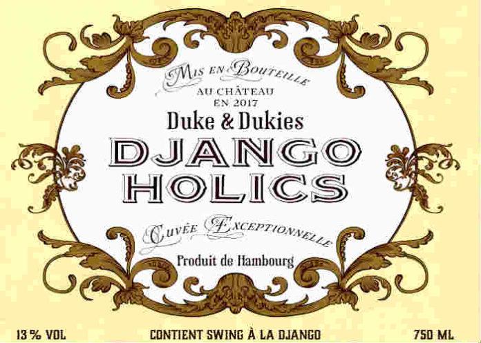 Duke & Dukies_Djangoholics_2017