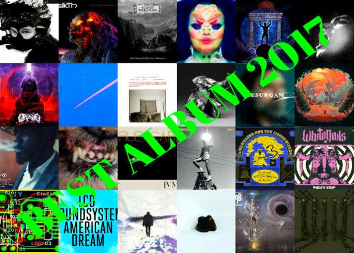 best album 2017