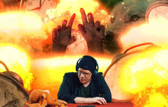 Devin Townsend image via youtube