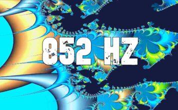 852 Hz il suono