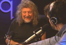 Robert Plant e la batterista di 8 anni